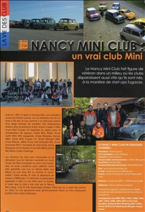 Nancy Mini Club - Maxi Austin